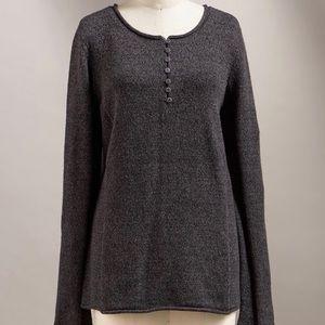 Sundance Henley sweater